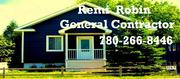 All home and office construction projects 780-266-8446